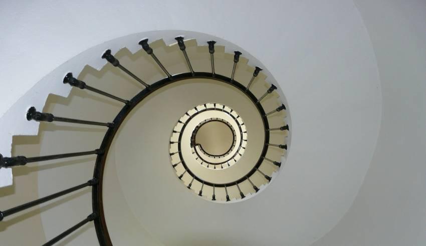 Jarrods glass stairs