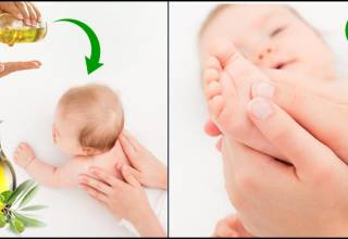 Baby Massage Oil for Your Little One