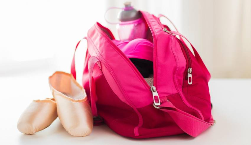 Must-have Essentials To Carry Around In Your Dance Bag For Dance Recitals and Practice