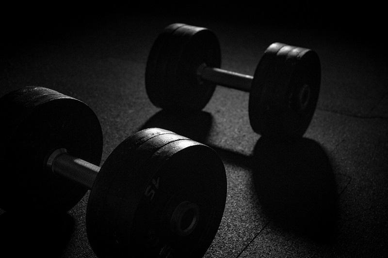 Weight Lifting Supplies (2)