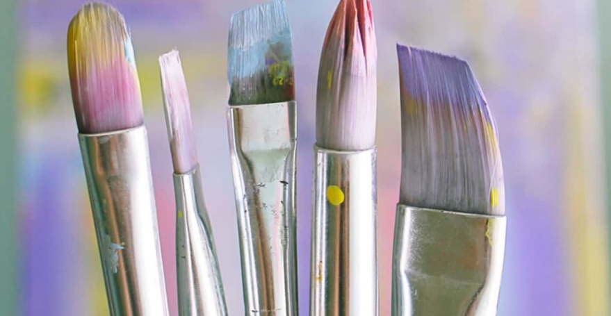 How to paint respecting the environment