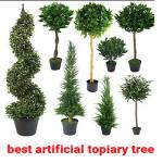 Artificial plants for outdoors