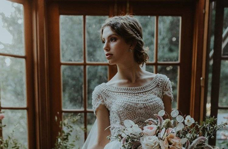The Newest Trends in Bridal Tops