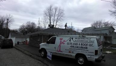 roof repair in Toledo Ohio