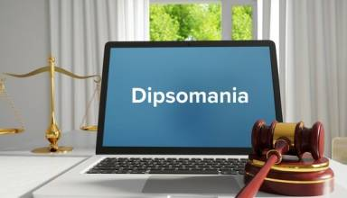 Dipsomania