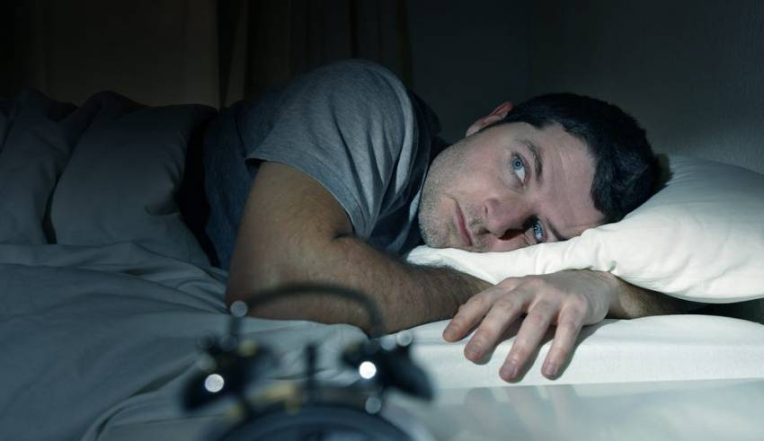 How to get rid of anxiety-related insomnia