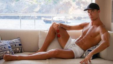 Cristiano Ronaldo maintains great fitness at the age of 36 in a controlled diet