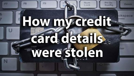 How to protect credit card details from being stolen