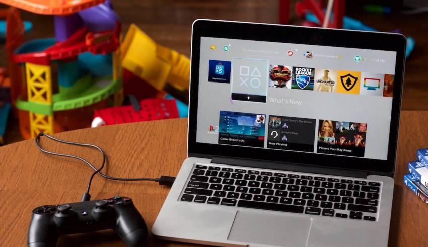 Laptop as Monitor