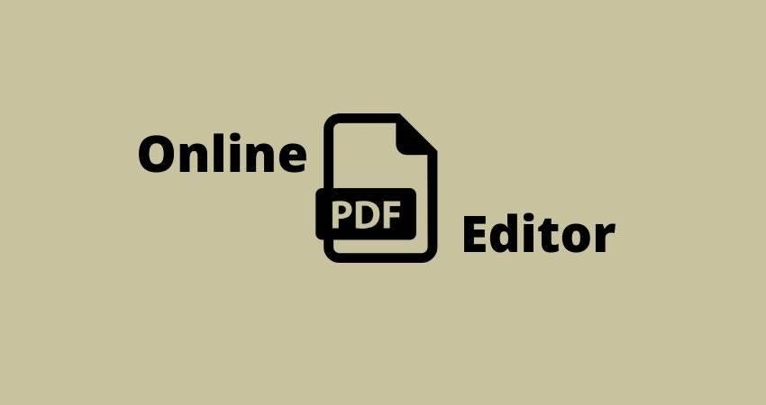 Online PDF Editors