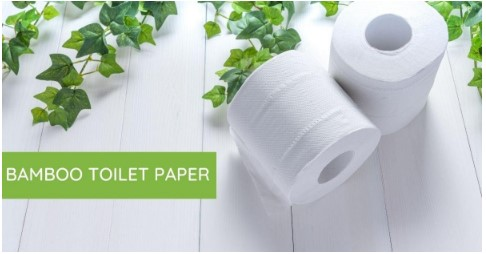 Bamboo Toilet Paper