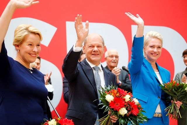 The Social Democrat Party of Germany