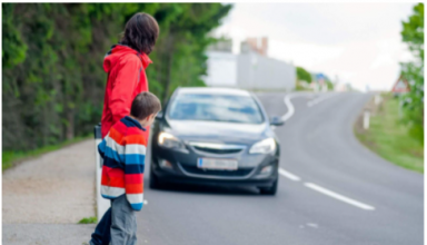 The primary causes behind injuries of pedestrians by vehicles