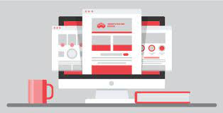 templates in creating websites