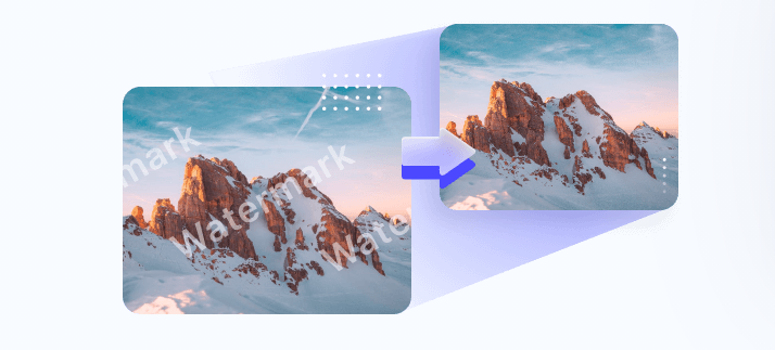 watermark and image background remover features
