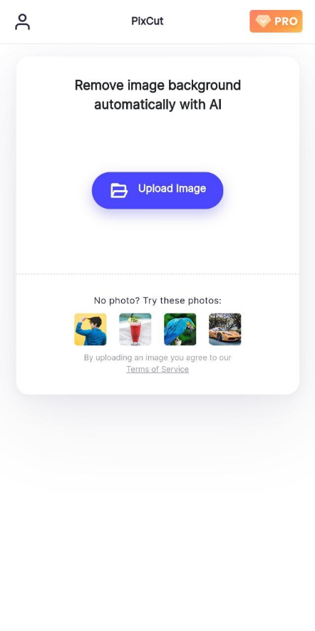 pixcut image background remover android app