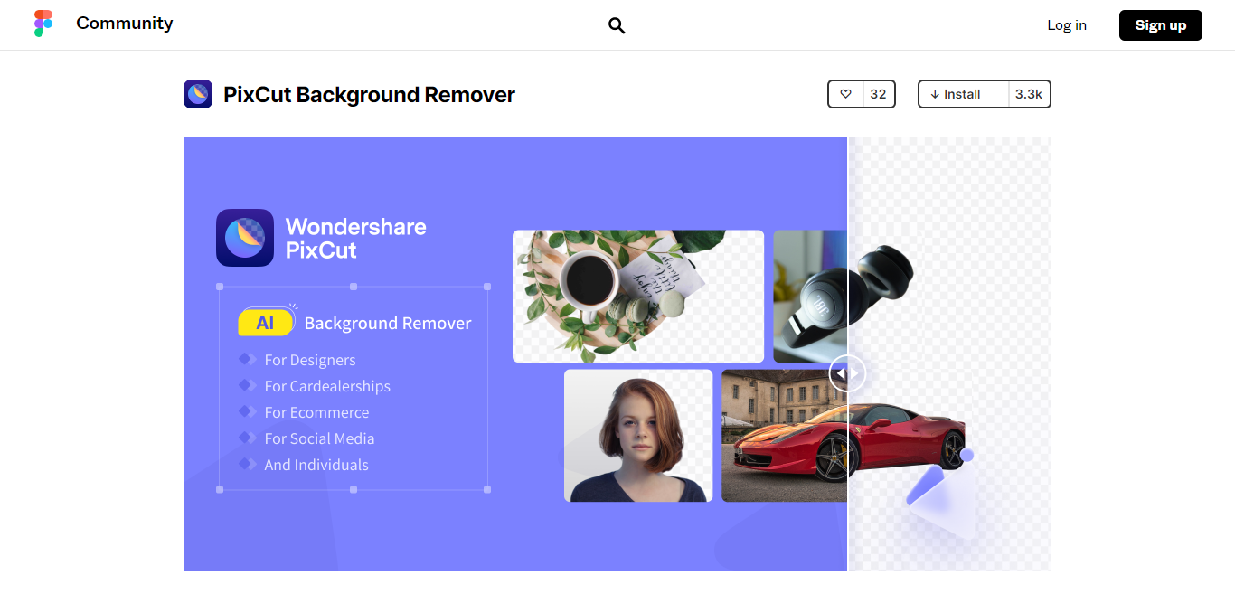 remove background on figma