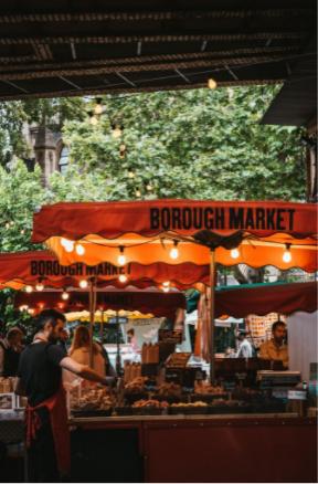 Experience the Borough Market