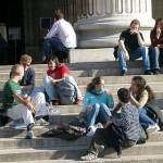 life in Paris as a student