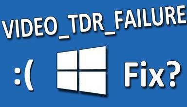 Video TDR