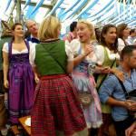 Dirndls and Female Lederhosen as Women's Oktoberfest Outfits